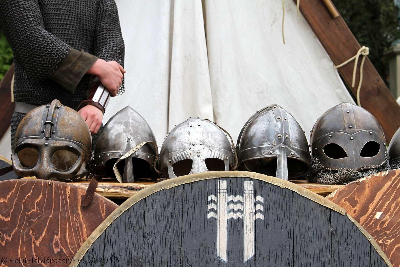 viking helmets, viking facts