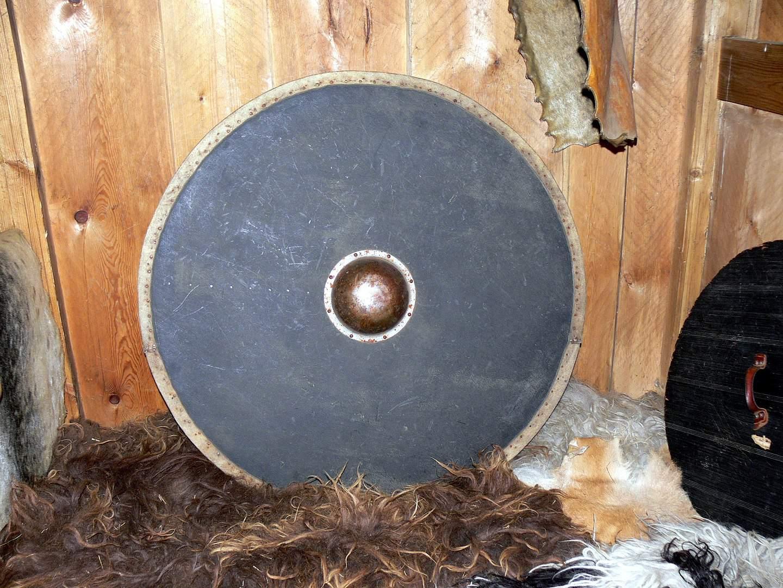 viking shield, viking facts