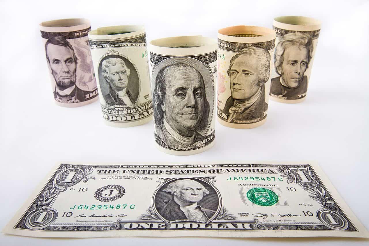 us presidents on money