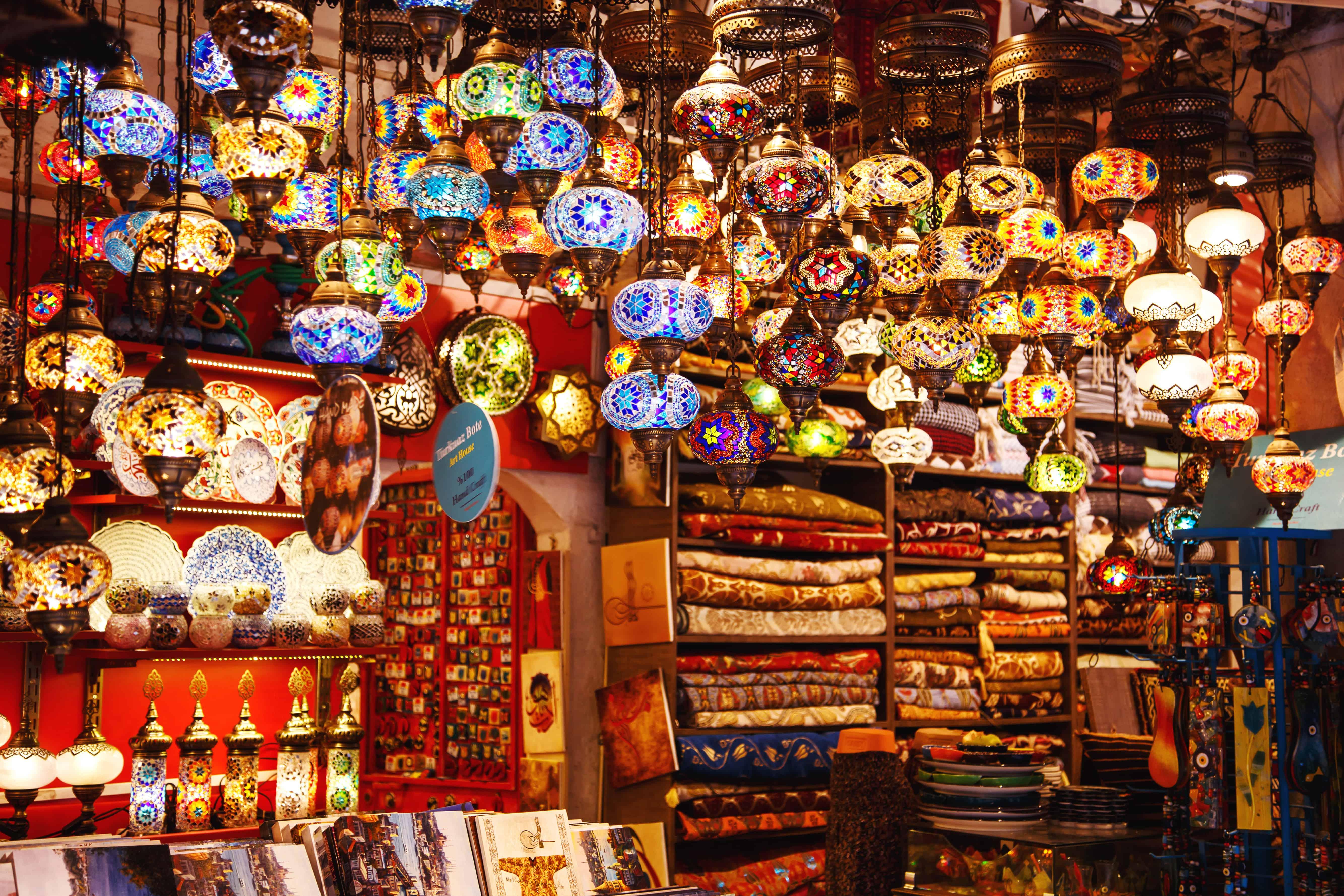 turkey grand bazaar, turkey facts