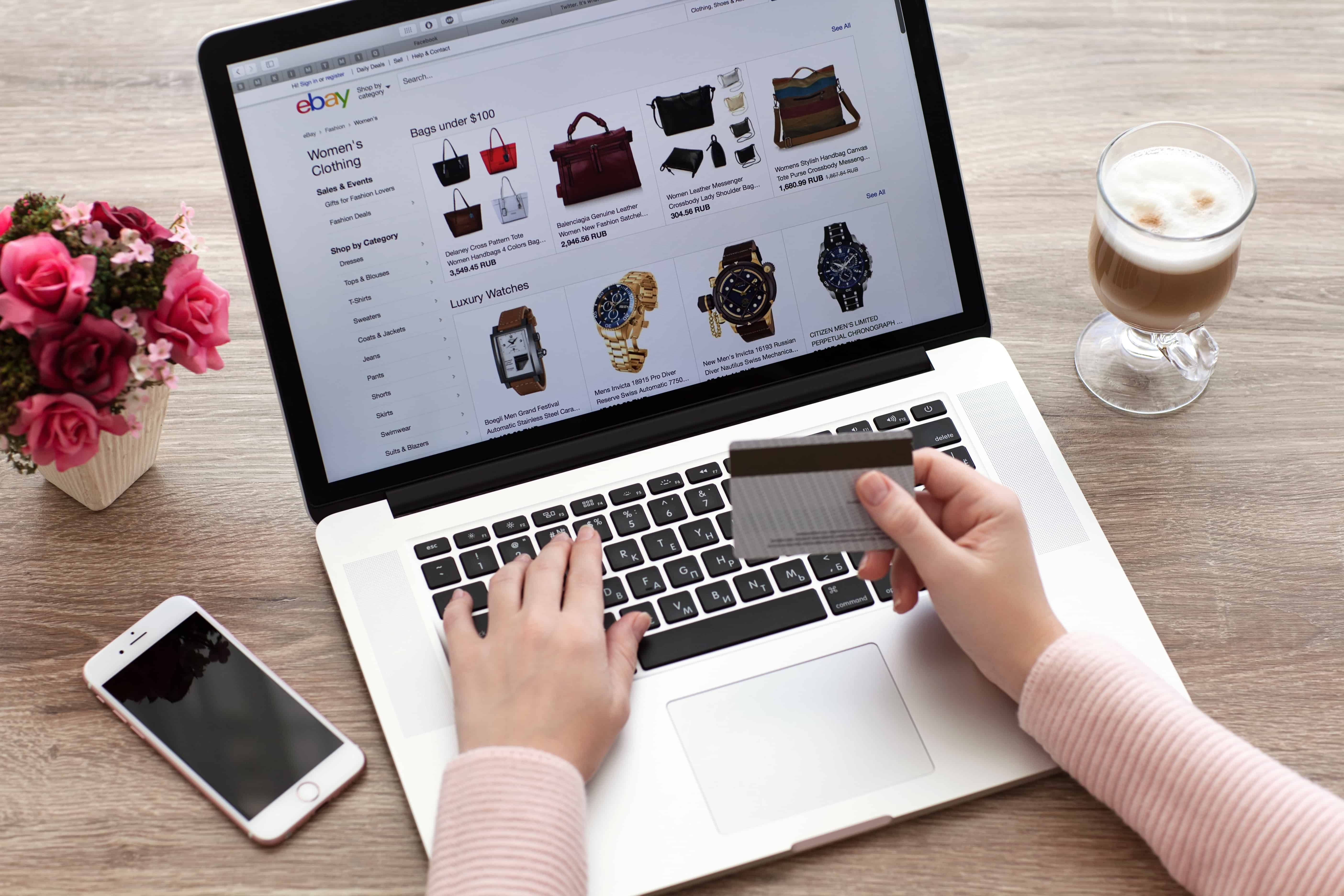 ebay shopping, ebay facts