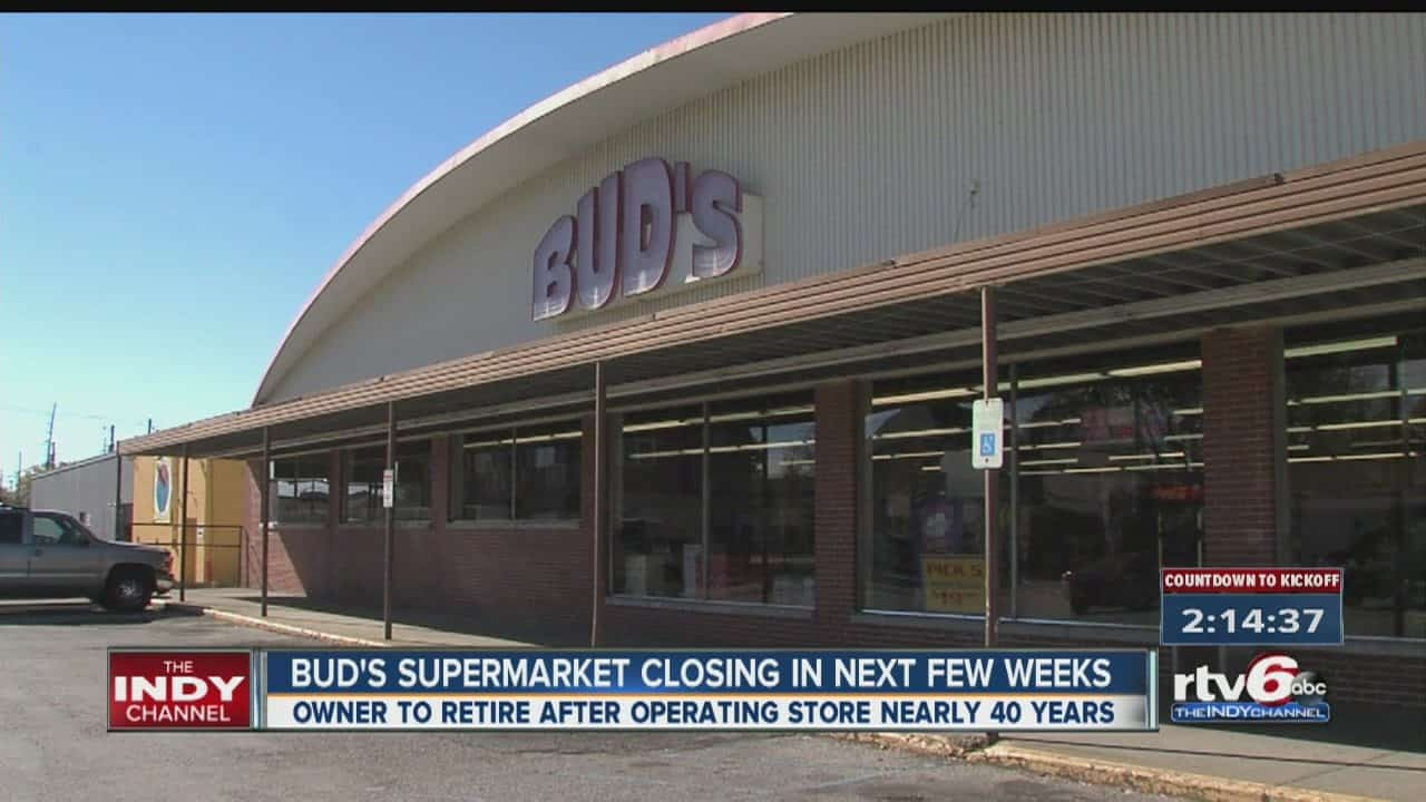 bud's discount store