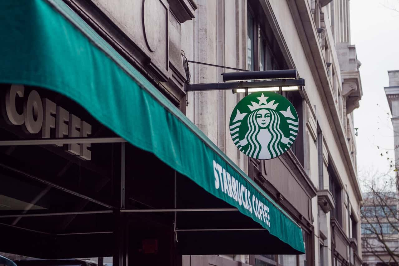Starbucks facts