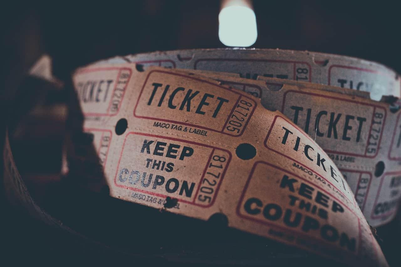 Yahoo Facts, movie tickets