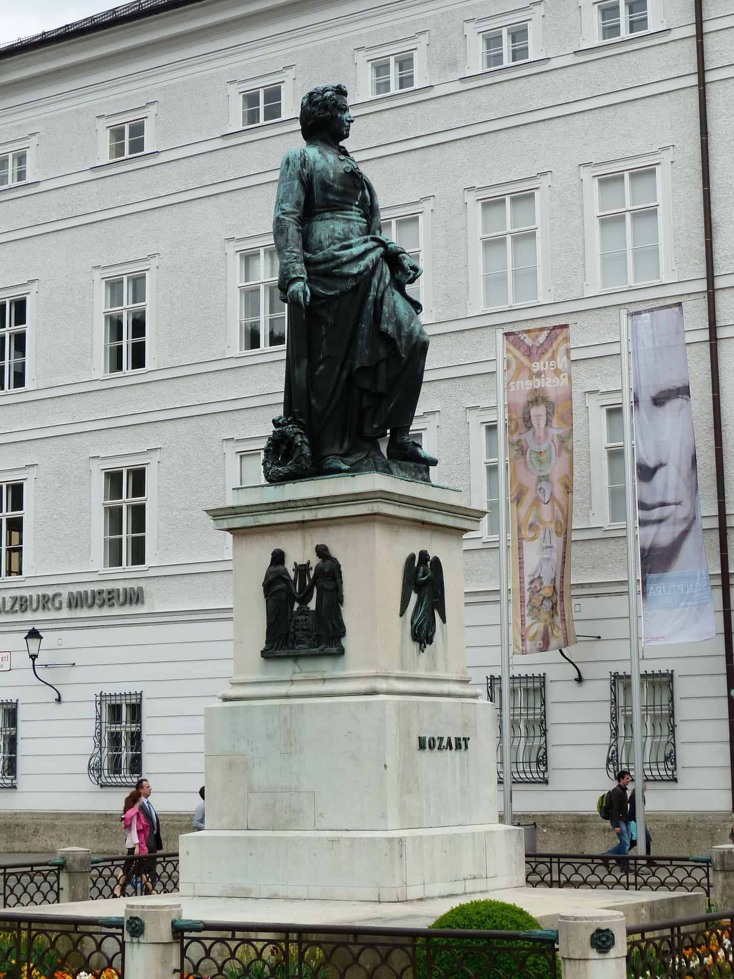 Mozart Facts, Mozart Memorial
