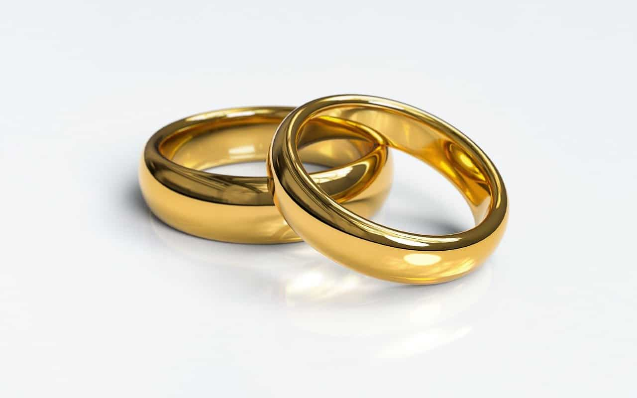 Facts about Egypt, wedding rings