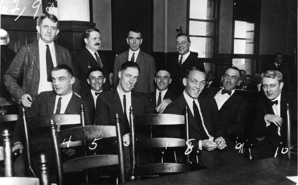 the chicago black sox on trial