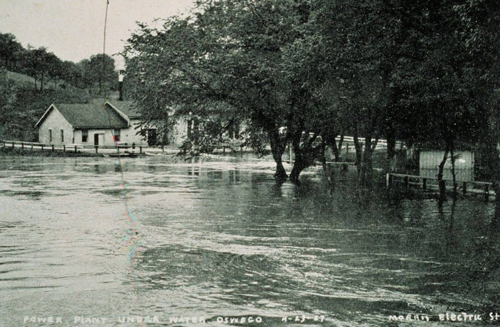 the great flood of 1927