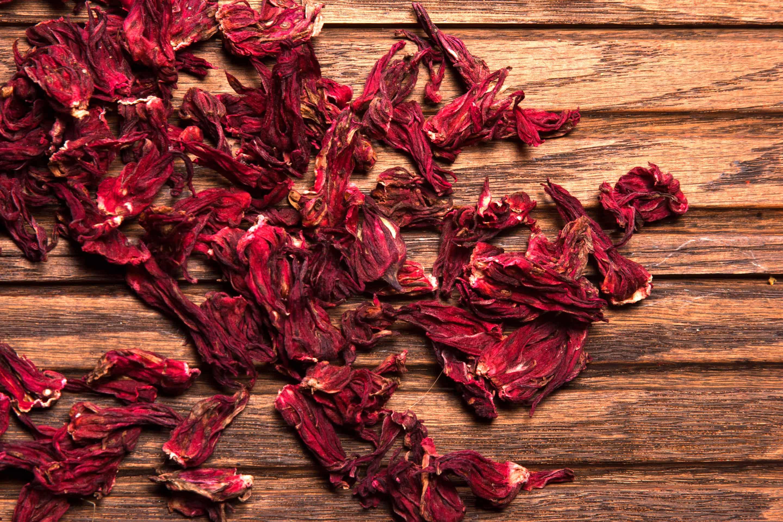 flor de Jamaica, day of the dead drink, hibiscus tea