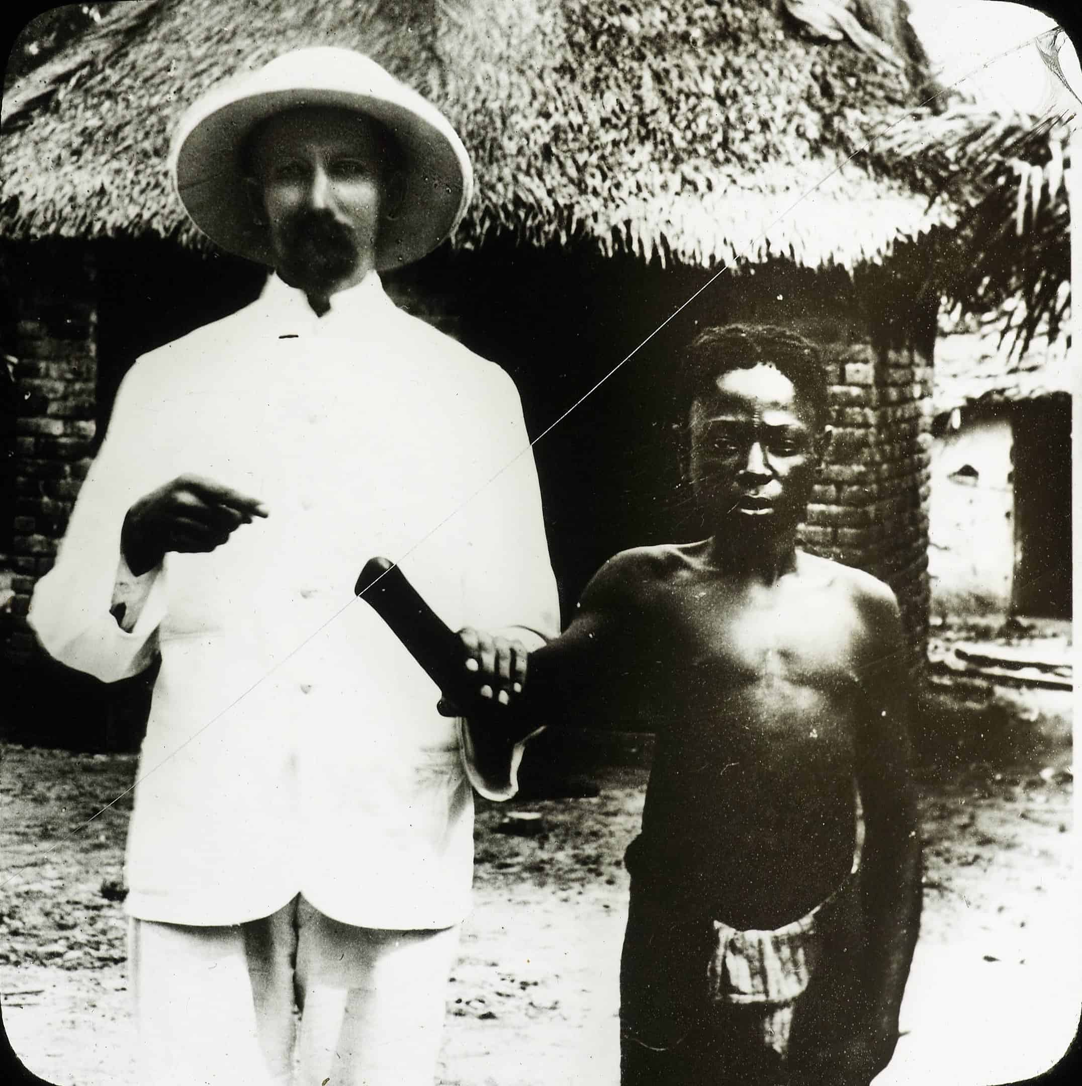 Belgium Facts, Belgian Congo Victim