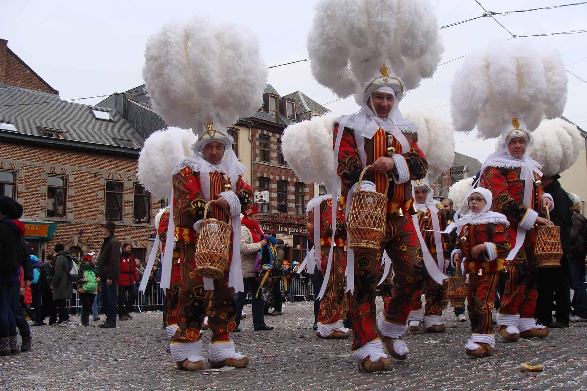 Carnival of Binche, Belgium Facts