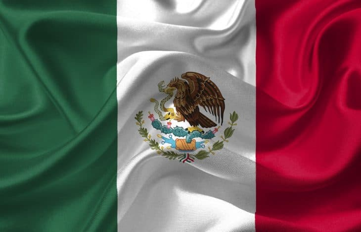 Mexico Facts, Mexican Flag