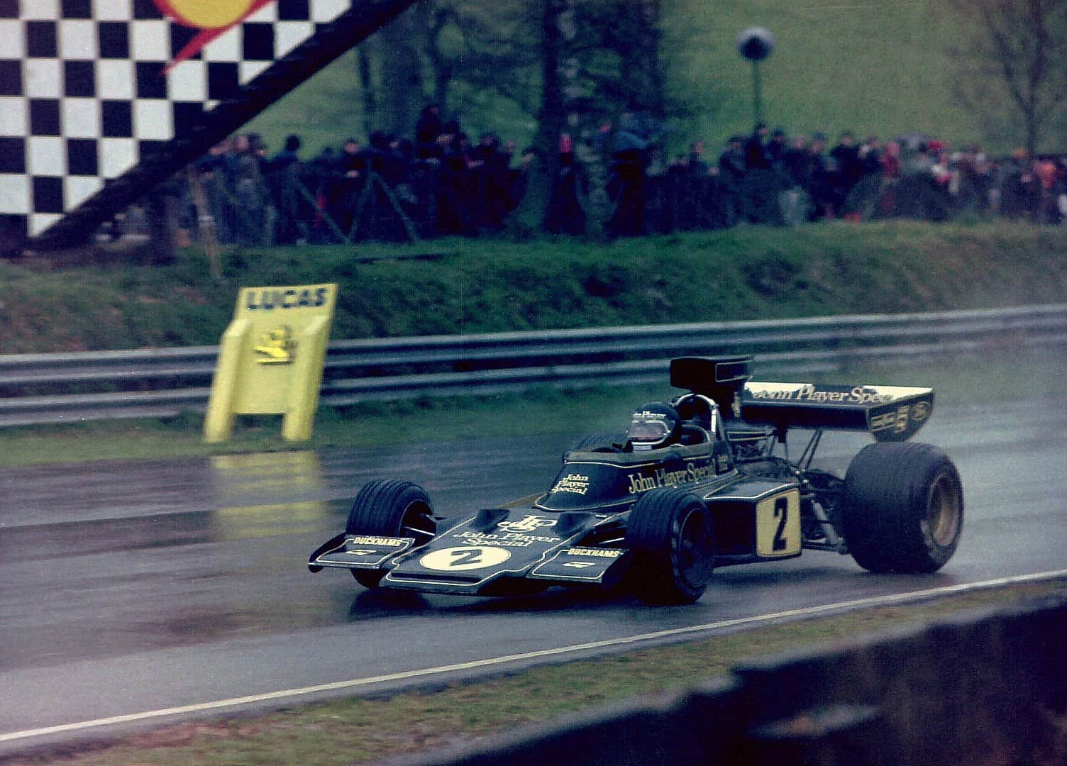Belgium Facts, Jackie Ickx 1974 Race of Champions