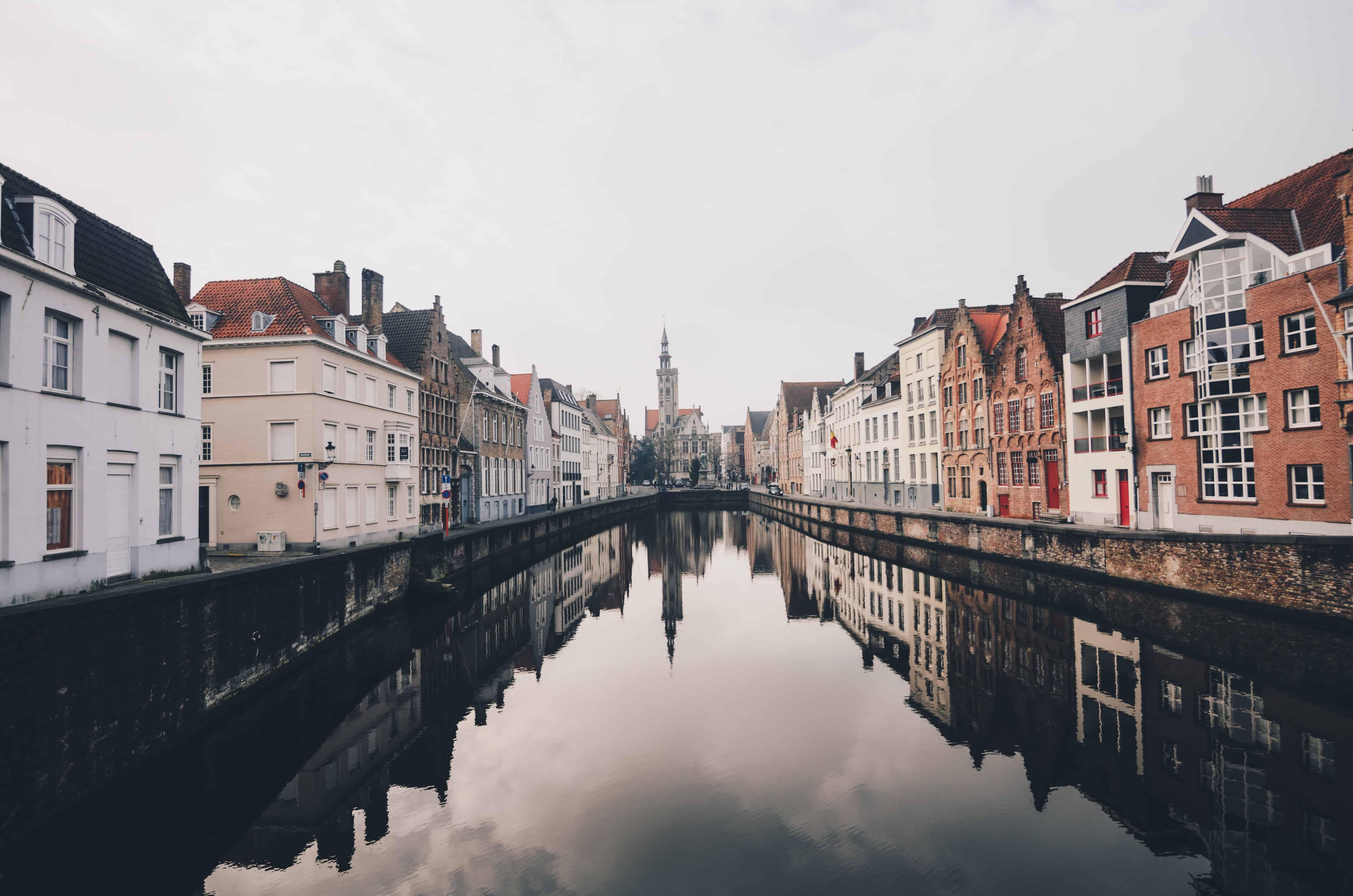Belgium Facts, Bruges Architecture