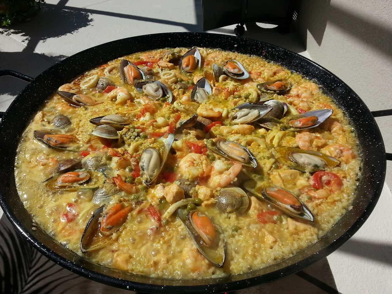 spanish food, spain facts