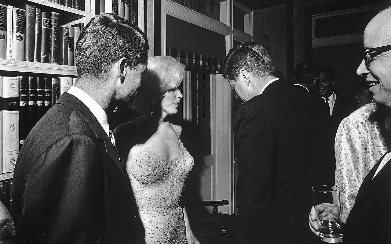 marilyn monroe, jfk, marilyn monroe facts