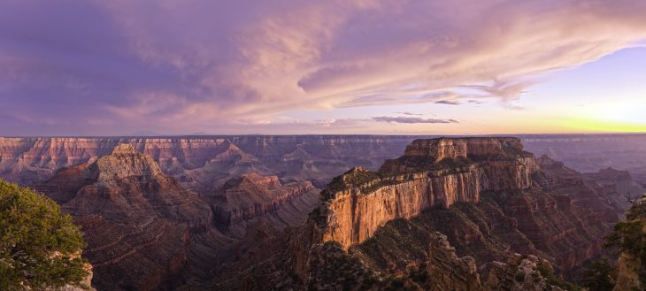 Grand Canyon, Grand Canyon Facts