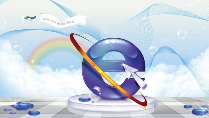 Internet explorer logo, internet explorer, microsoft, windows