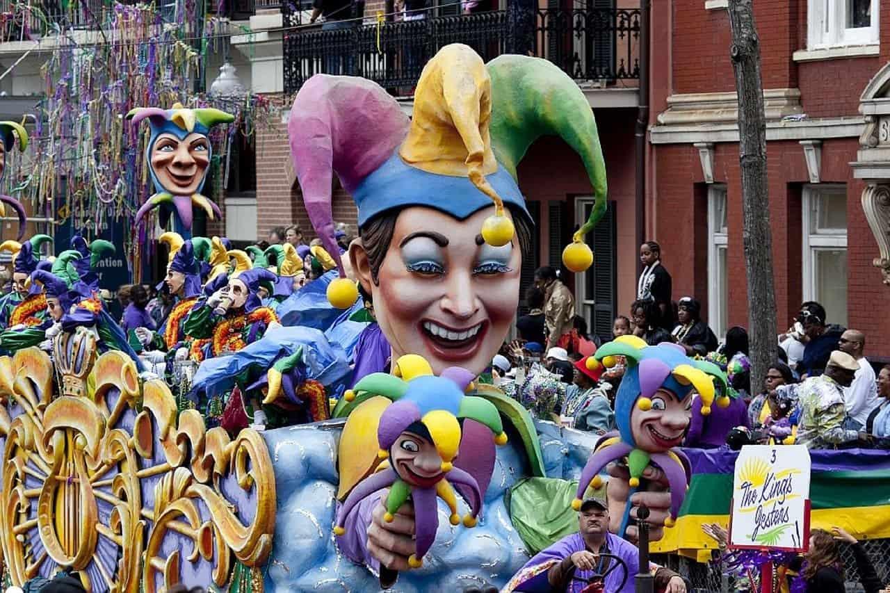 Mardi Gras, Fat Tuesday, Carnival