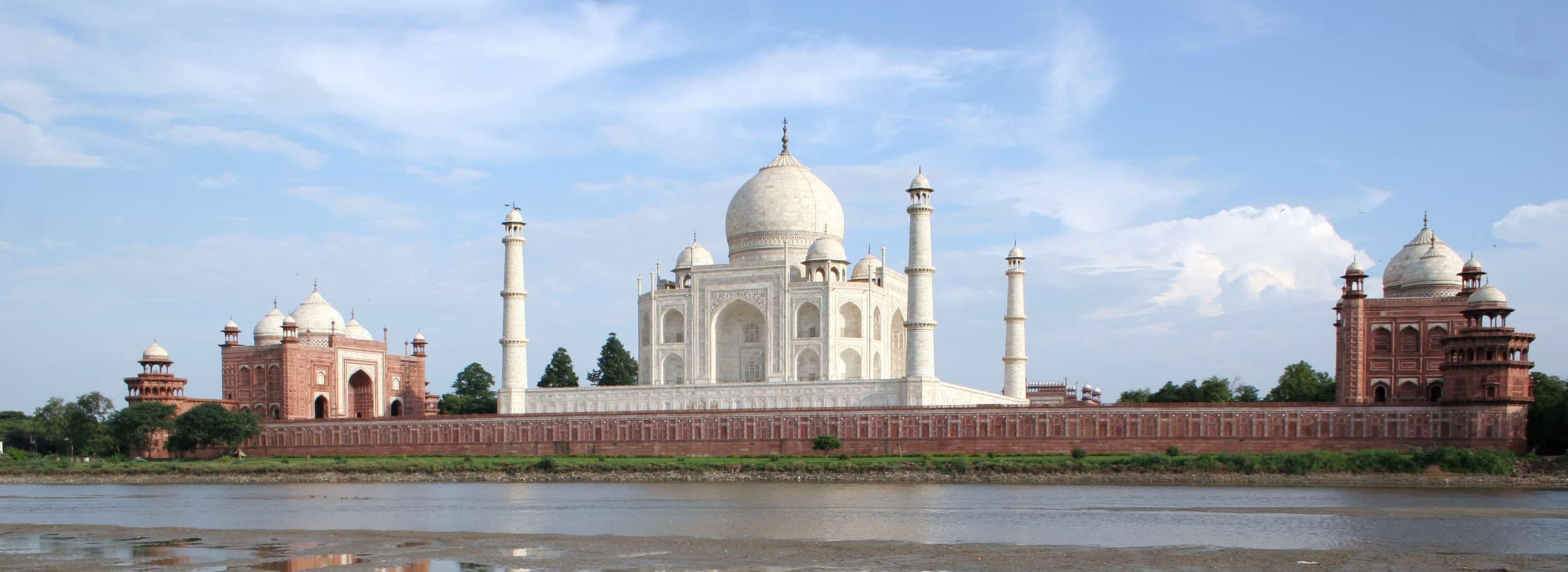 Taj Mahal Facts, Taj Mahal Complex