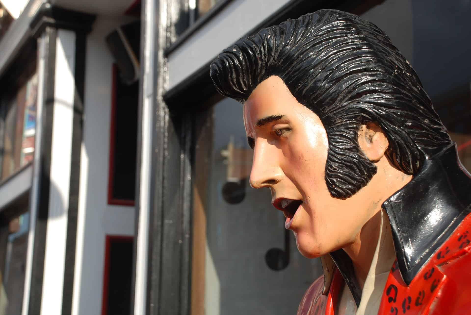 Elvis Presley Gerçekler