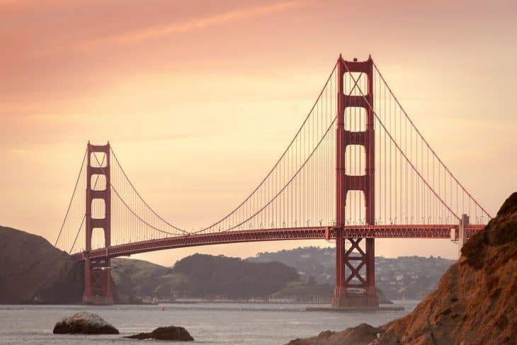 California Facts, California, Golden State, Golden Gate Bridge
