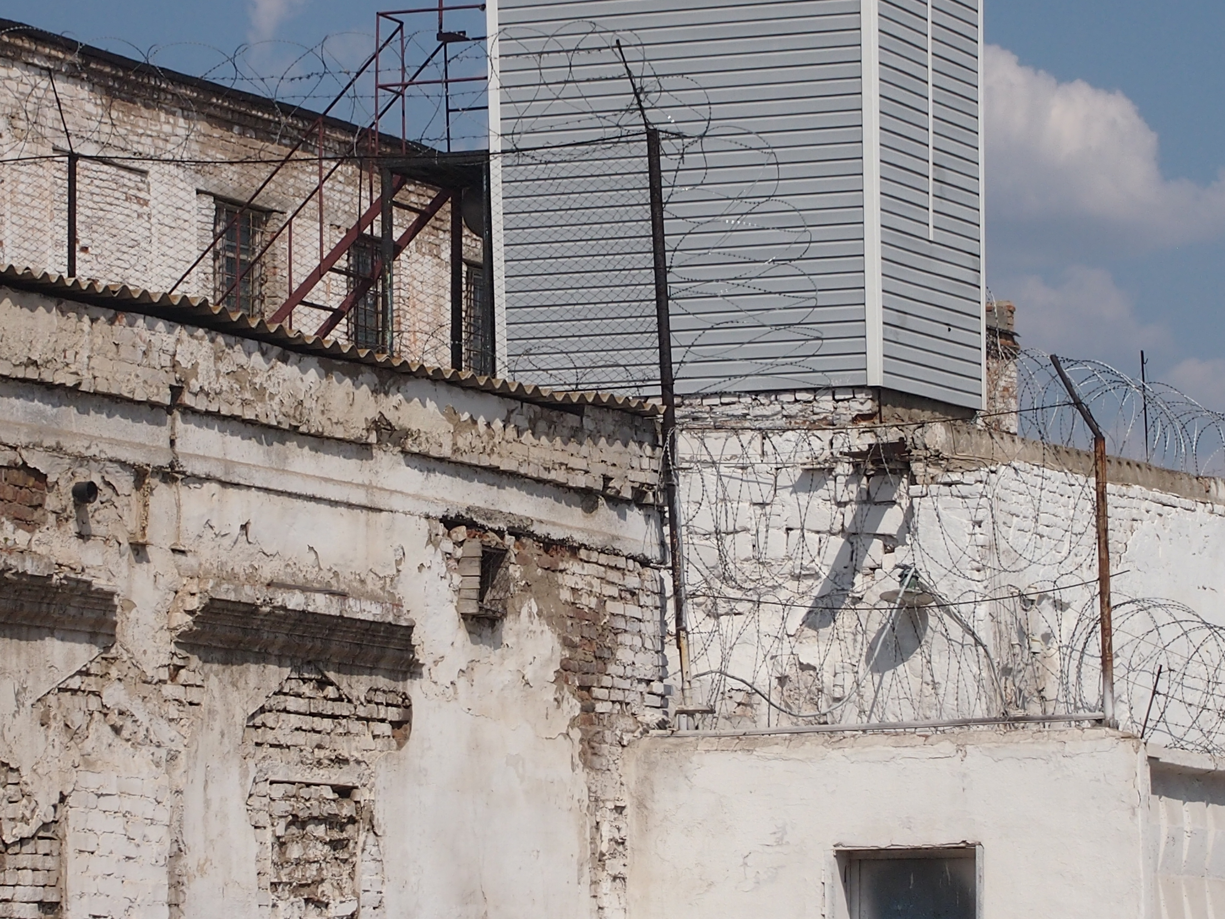 Russia Black Dolphin Prison