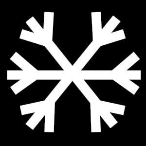 Winter Mode Symbol