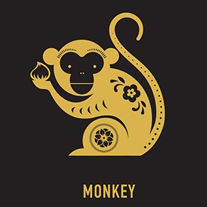 Chinese zodiac, Monkey