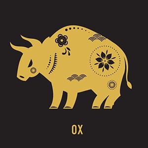 Chinese zodiac, Ox