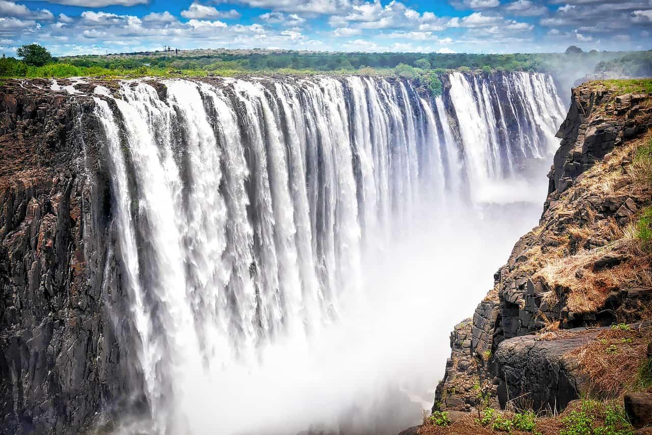 waterfalls, victoria falls facts