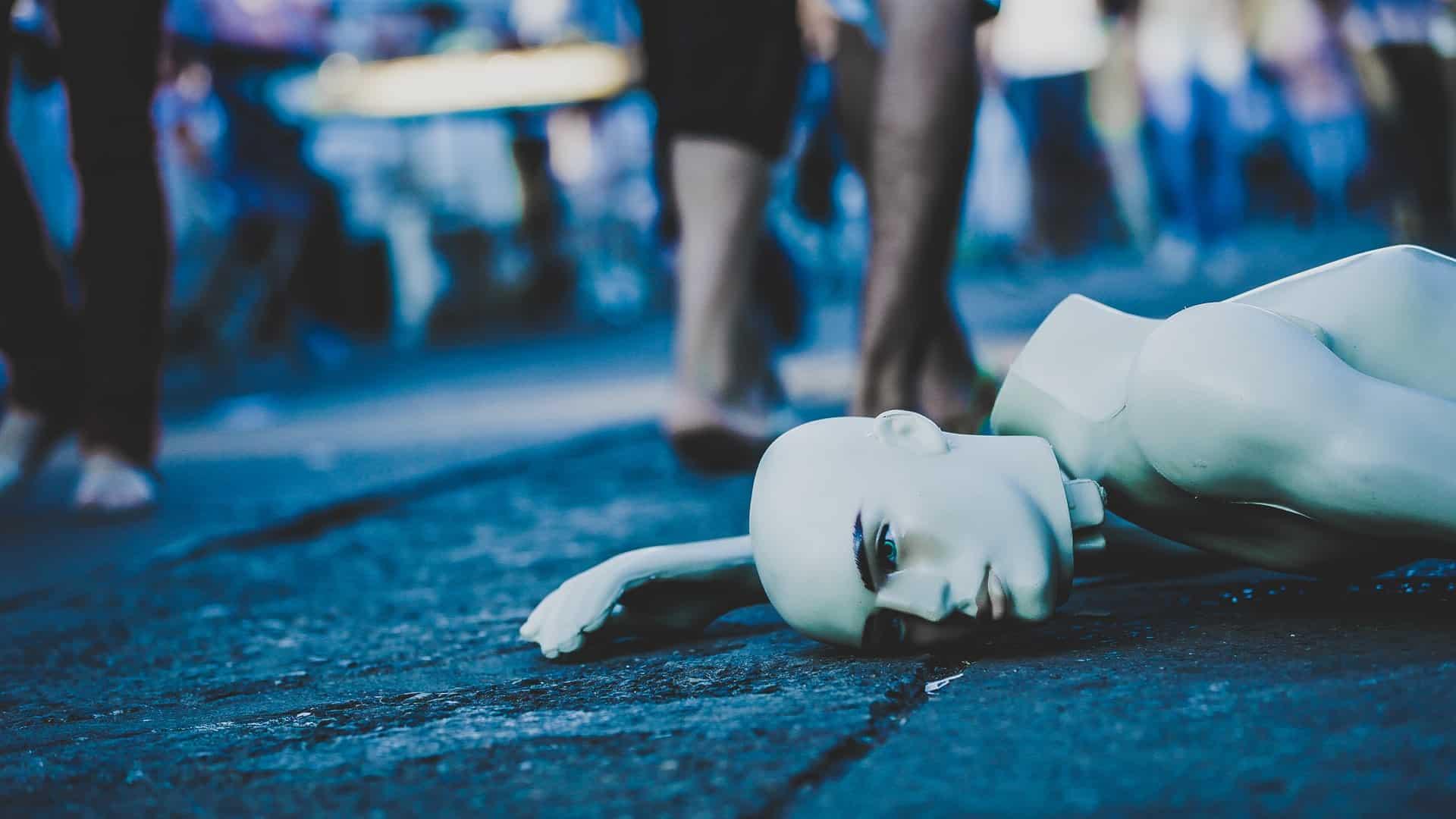 death, mannequin