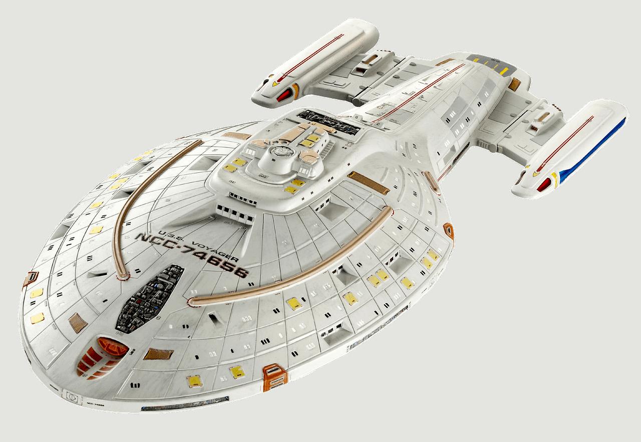 spaceship, star trek