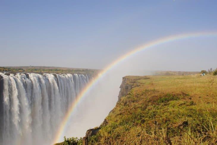 rainbow, victoria falls facts