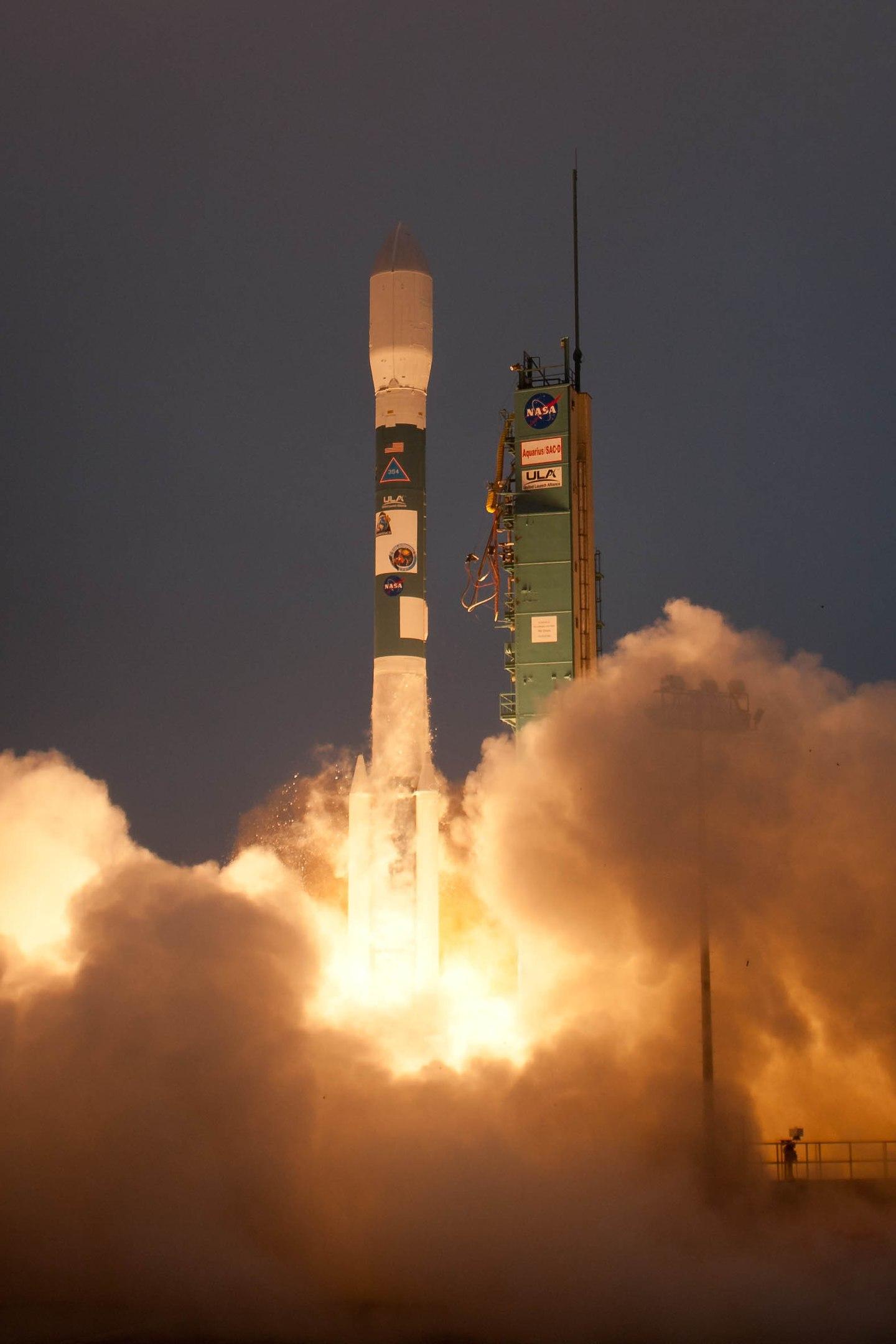 Argentina Facts, 2011 Argentina Satellite Launch