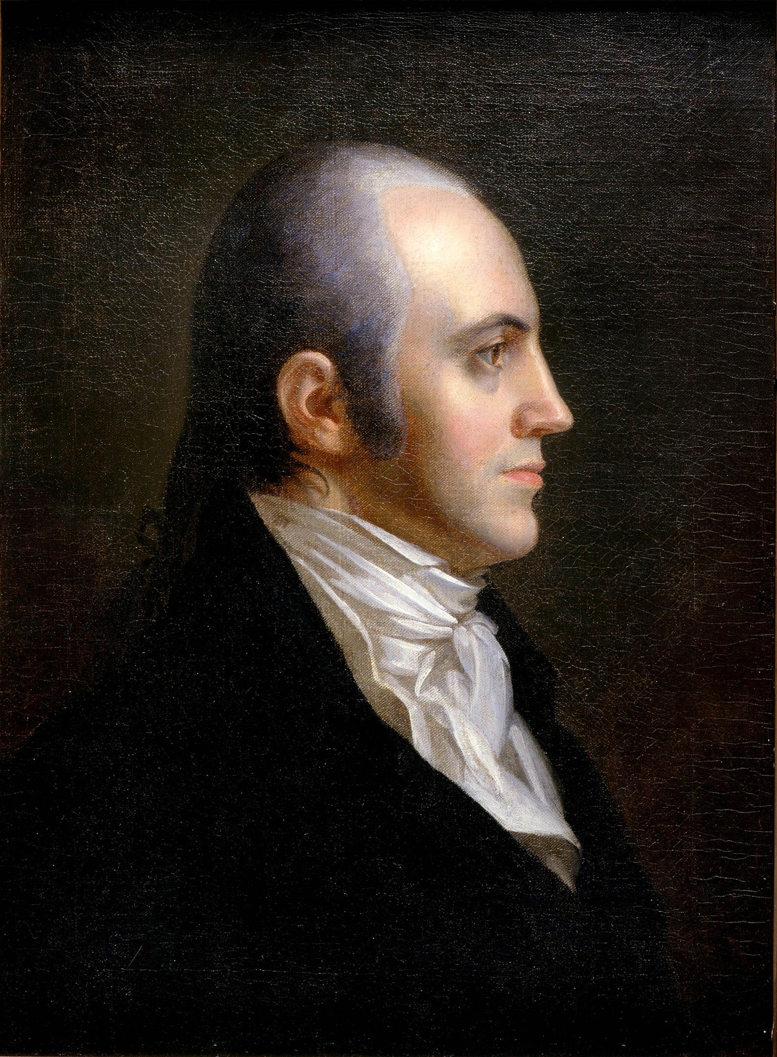 Andrew Jackson Facts, Aaron Burr