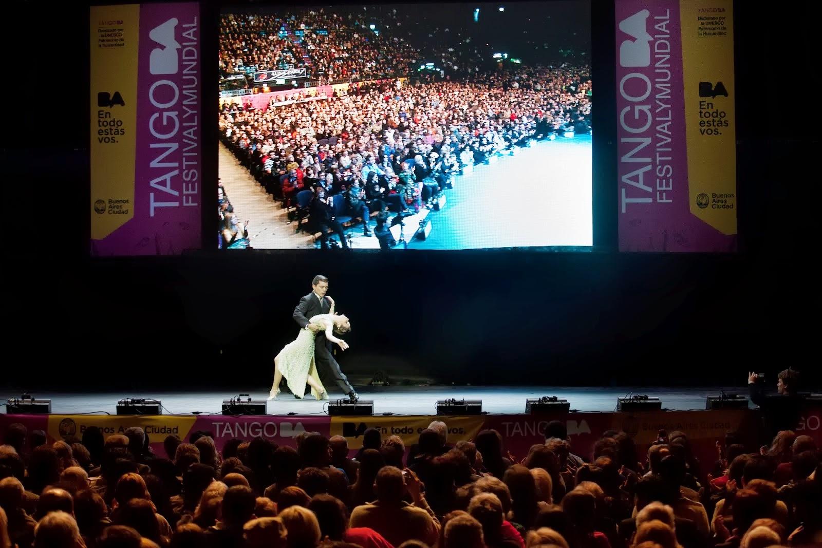 Argentina Facts, World Tango Tournament 2013