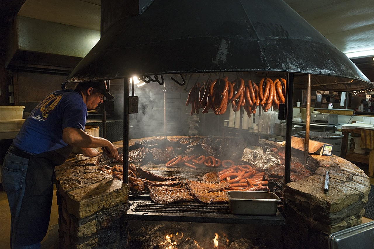 bbq, texas facts, meat