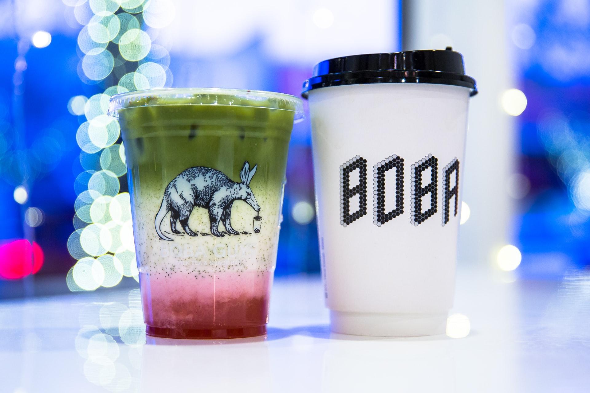 boba, bubble tea facts