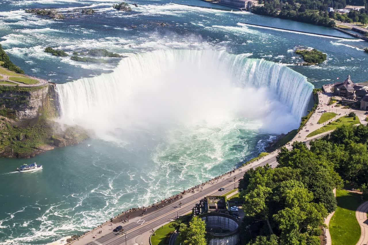 Niagara Falls Facts