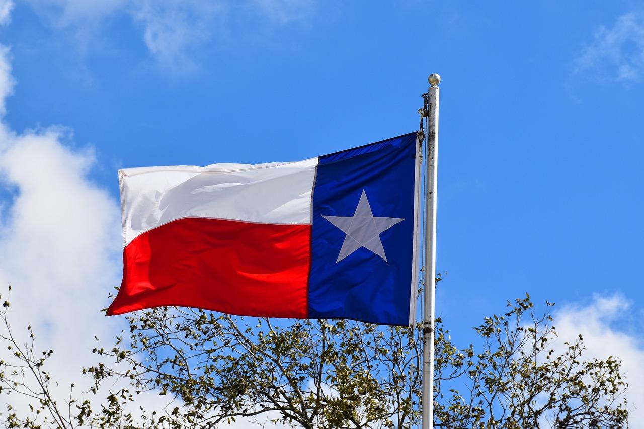 flag, texas facts
