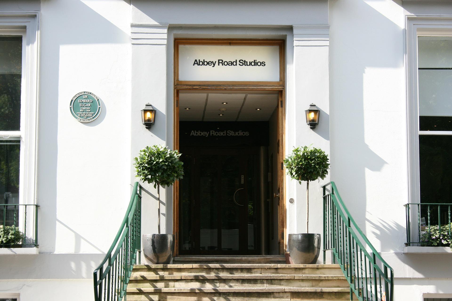 Abbey Road Studios, The Beatles, Recording Studio