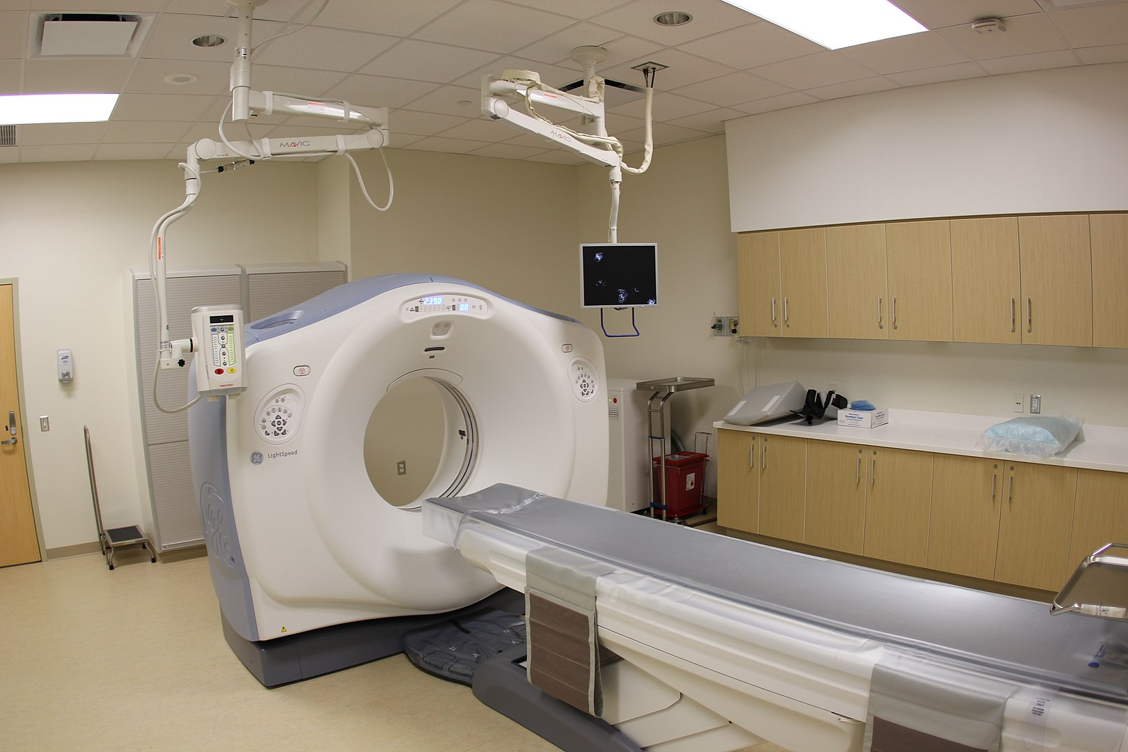 South Africa Facts, CT Scan