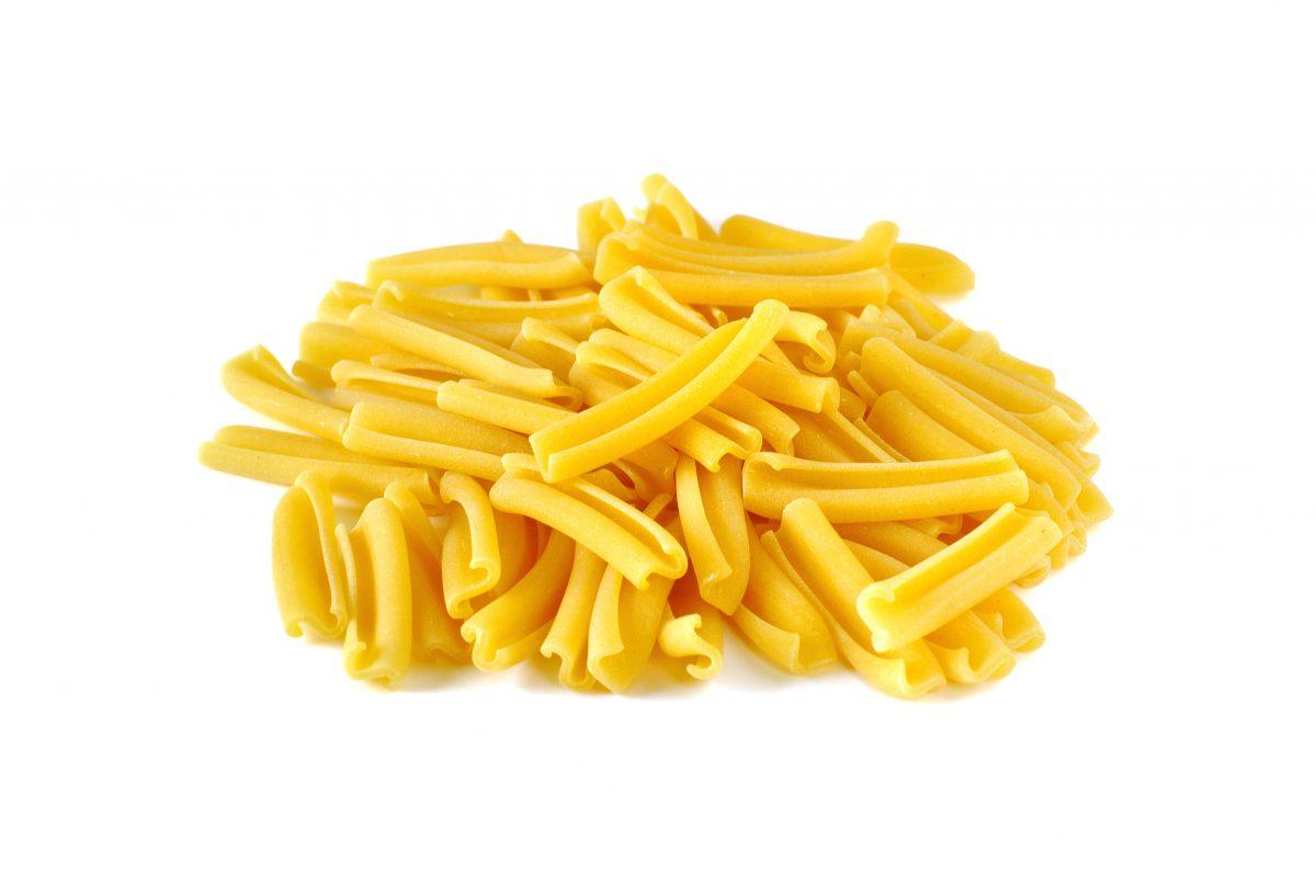 Casarecce pasta