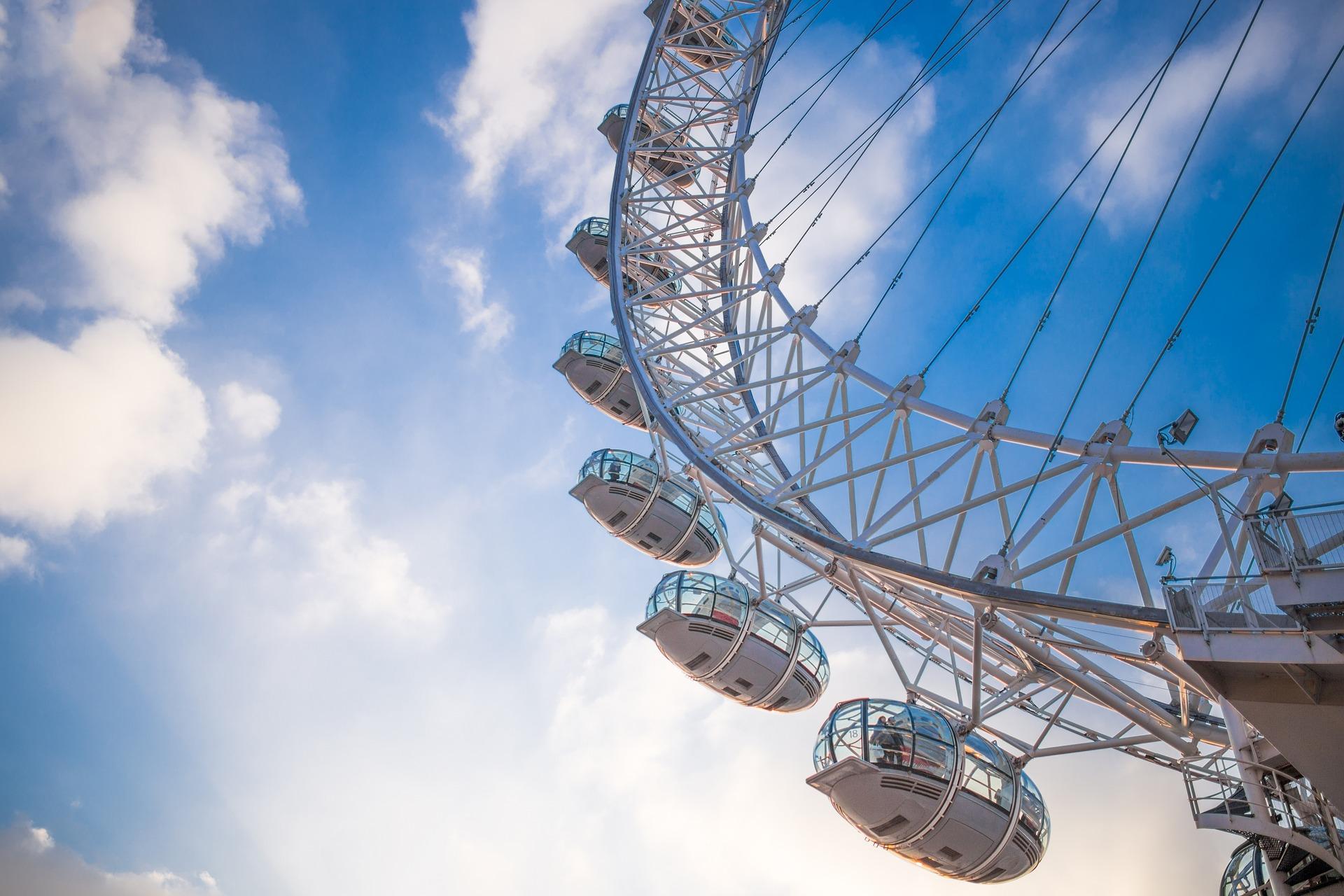 London Eye, Ferris Wheel