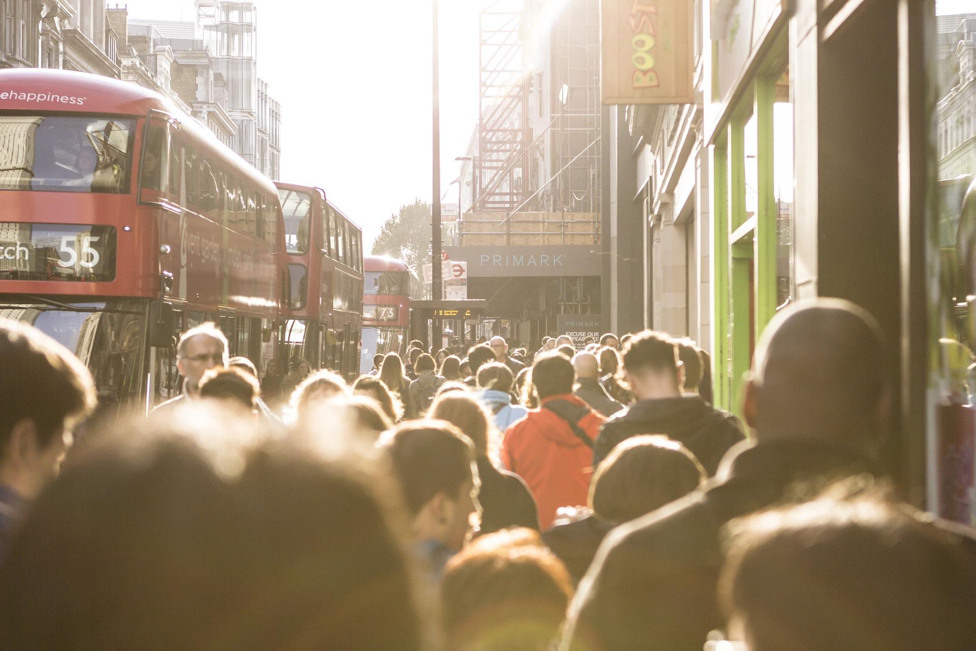 London, People of London, City of London, London Tourists