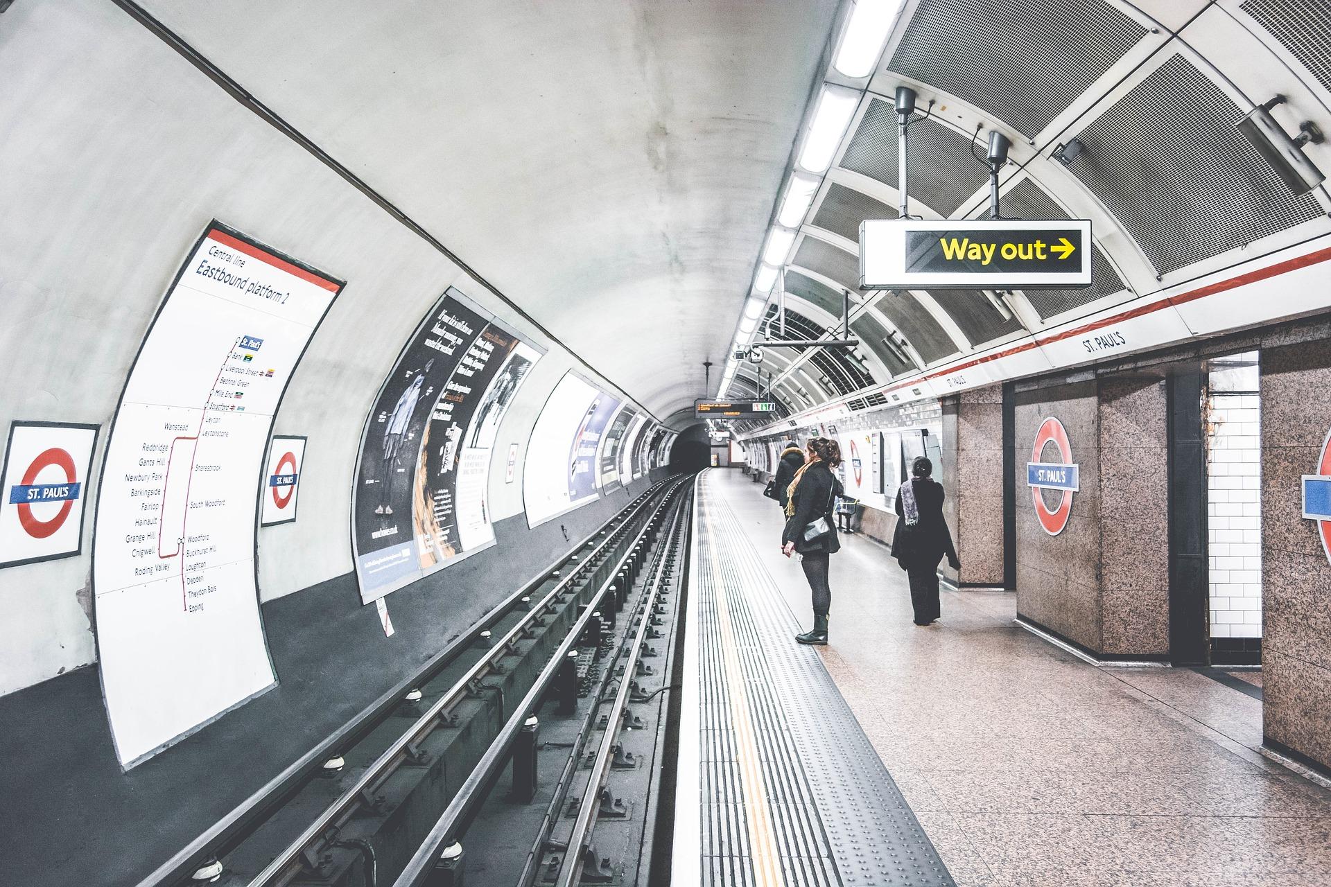 London Tube, London Underground, Tube Station