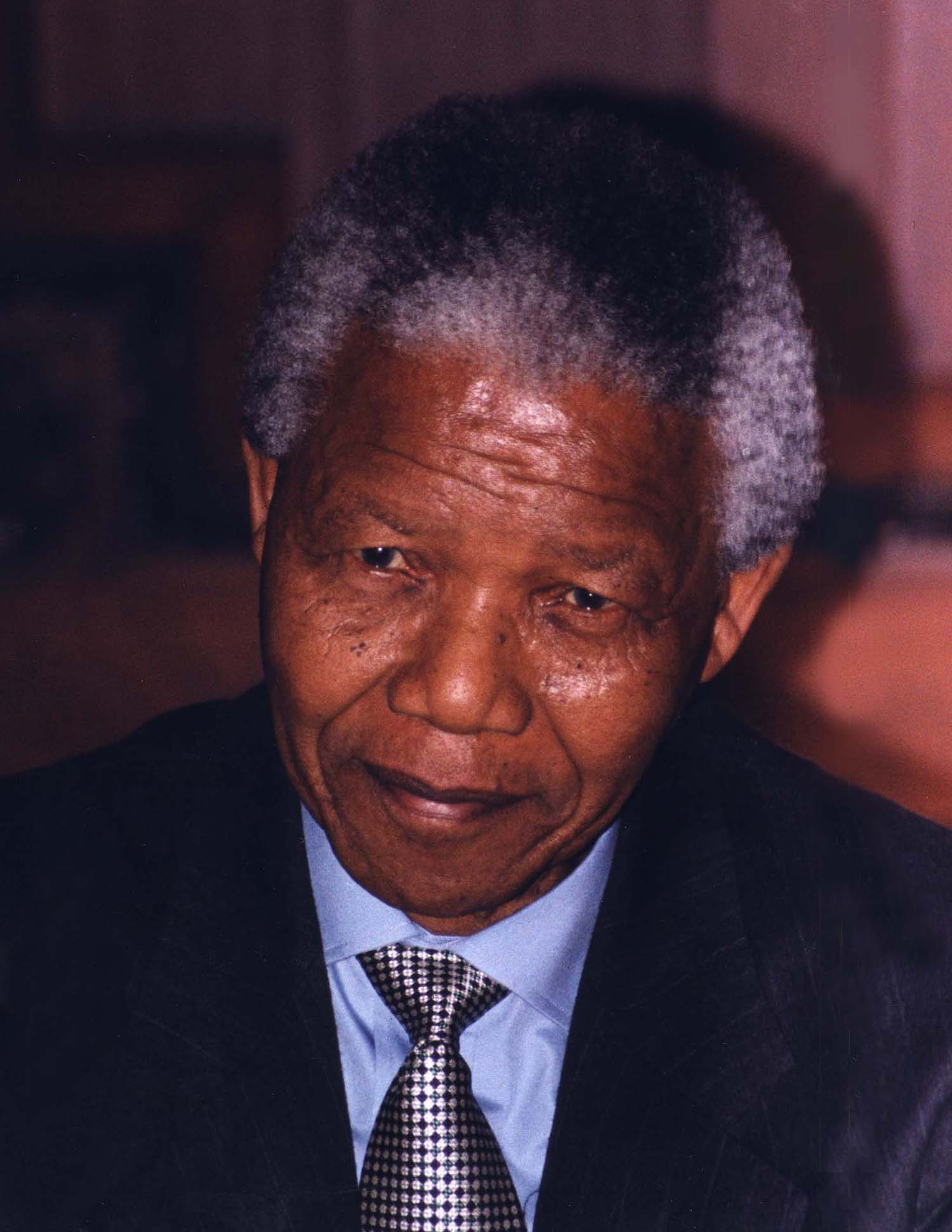 South Africa Facts, Nelson Mandela