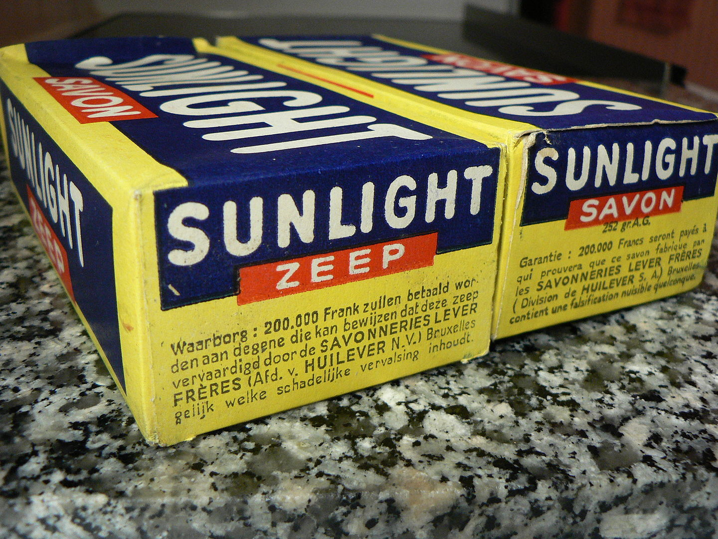 Palm Oil Facts, Sunlight Soap