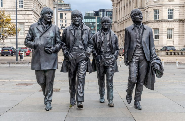 The Beatles, Fab Four, The Beatles Sculpture, The Beatles Facts